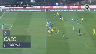 FC Porto, Caso, J. Corona aos 2'