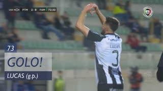 GOLO! Portimonense, Lucas aos 73', Portimonense 2-0 FC Famalicão