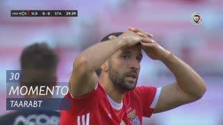 SL Benfica, Jogada, Taarabt aos 30'