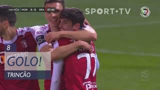 GOLO! SC Braga, Trincão aos 8', Moreirense FC 0-1 SC Braga