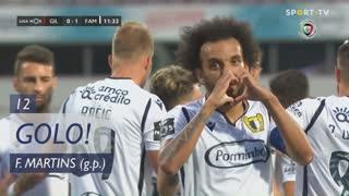 GOLO! FC Famalicão, Fábio Martins aos 12', Gil Vicente FC 0-1 FC Famalicão