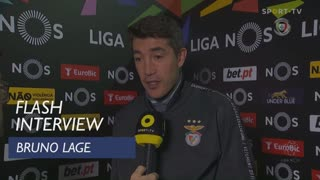 Liga (24ª): Flash Interview Bruno Lage