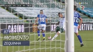 Vitória FC, Jogada, Zequinha aos 87'