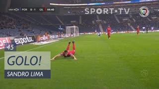 GOLO! Gil Vicente FC, Sandro Lima aos 45', FC Porto 0-1 Gil Vicente FC