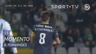Sporting CP, Jogada, Bruno Fernandes aos 55'