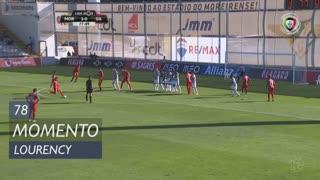 Gil Vicente FC, Jogada, Lourency aos 78'