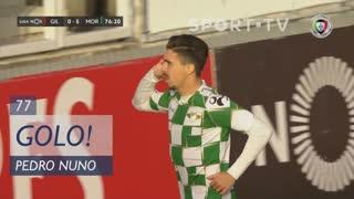 GOLO! Moreirense FC, Pedro Nuno aos 77', Gil Vicente FC 0-5 Moreirense FC