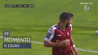 SC Braga, Jogada, Ricardo Esgaio aos 59'