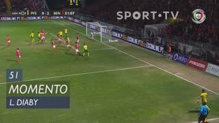 FC P.Ferreira, Jogada, L. Diaby aos 51'