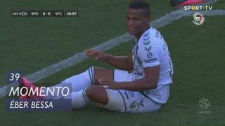 Vitória FC, Jogada, Éber Bessa aos 39'