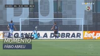 Moreirense FC, Jogada, Fábio Abreu aos 48'