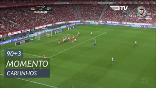 Vitória FC, Jogada, Carlinhos aos 90'+3'