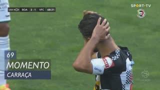 Boavista FC, Jogada, Carraça aos 69'