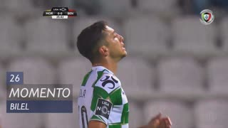 Moreirense FC, Jogada, Bilel aos 26'