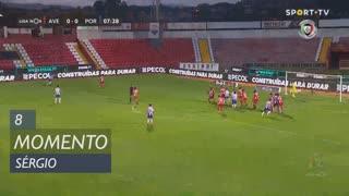 FC Porto, Jogada, Sérgio aos 8'