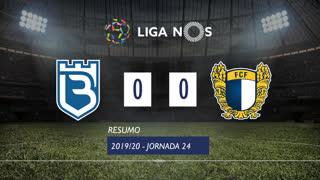 Liga NOS (24ªJ): Resumo Belenenses SAD 0-0 FC Famalicão