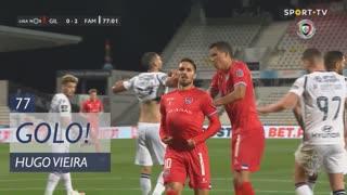 GOLO! Gil Vicente FC, Hugo Vieira aos 77', Gil Vicente FC 1-2 FC Famalicão