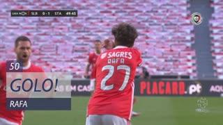 GOLO! SL Benfica, Rafa aos 50', SL Benfica 1-1 Santa Clara