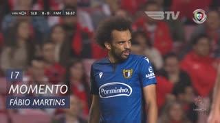 FC Famalicão, Jogada, Fábio Martins aos 17'