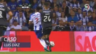 FC Porto, Caso, Luis Díaz aos 1'