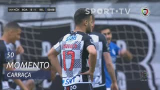 Boavista FC, Jogada, Carraça aos 50'