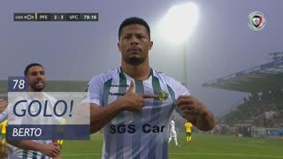 GOLO! Vitória FC, Berto aos 78', FC P.Ferreira 2-3 Vitória FC