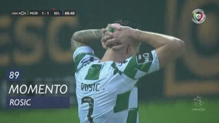 Moreirense FC, Jogada, Rosic aos 89'