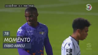 Moreirense FC, Jogada, Fábio Abreu aos 78'