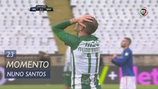 Rio Ave FC, Jogada, Nuno Santos aos 23'