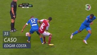 Marítimo M., Caso, Edgar Costa aos 35'
