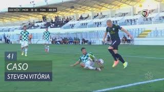 Moreirense FC, Caso, Steven Vitória aos 41'