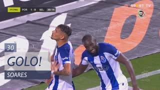 GOLO! FC Porto, Soares aos 30', FC Porto 1-0 Belenenses SAD