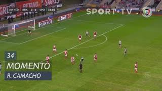 Sporting CP, Jogada, Rafael Camacho aos 34'