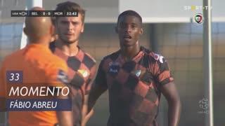 Moreirense FC, Jogada, Fábio Abreu aos 33'