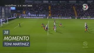 FC Famalicão, Jogada, Toni Martínez aos 38'