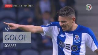GOLO! FC Porto, Soares aos 10', FC Porto 1-0 CD Tondela