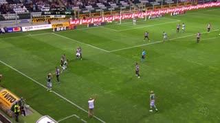 Sporting CP, Expulsão, Bruno Fernandes aos 90'+1'
