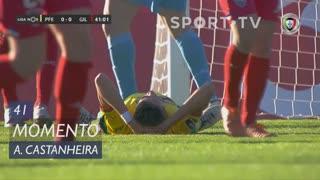FC P.Ferreira, Jogada, Adriano Castanheira aos 41'