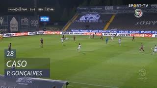 FC Famalicão, Caso, Pedro Gonçalves aos 28'