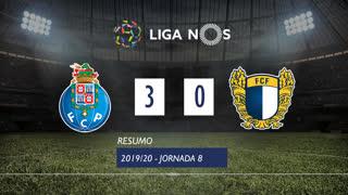 I Liga (8ªJ): Resumo FC Porto 3-0 FC Famalicão