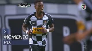 Boavista FC, Jogada, Heri aos 5'