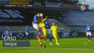 FC P.Ferreira, Caso, Tanque aos 10'