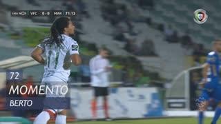 Vitória FC, Jogada, Berto aos 72'
