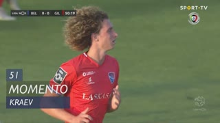 Gil Vicente FC, Jogada, Kraev aos 51'