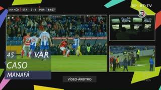 FC Porto, Caso, Manafá aos 45'
