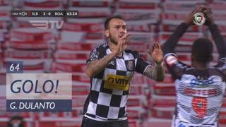 GOLO! Boavista FC, G. Dulanto aos 64', SL Benfica 3-1 Boavista FC