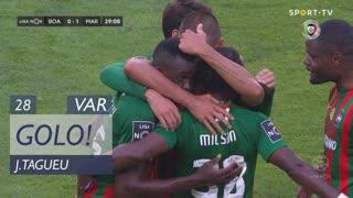 GOLO! Marítimo M., J.Tagueu aos 27', Boavista FC 0-1 Marítimo M.