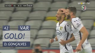 GOLO! FC Famalicão, Diogo Gonçalves aos 42', Gil Vicente FC 0-2 FC Famalicão