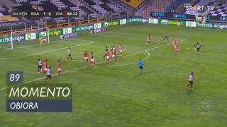 Boavista FC, Jogada, Obiora aos 89'
