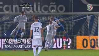 FC Famalicão, Jogada, Toni Martínez aos 9'